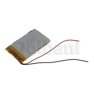 New 3.7V 1200mAh Internal Li-ion Polymer Built-in Battery 60x36x5mm 29-16-0736