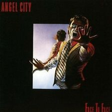 Angel City - Face To Face (NEW CD)