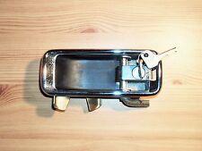 Fiat 132 Cromodora 4290397 manilla Abrepuertas (2 llaves) door opener, nos