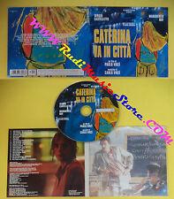 CD SOUNDTRACK CATERINA VA IN CITTA' MHS003 ITALY 2000 DIGIPAK no dvd vhs(OST4)