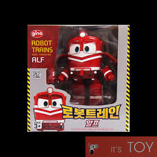 Robot Trains RT ALF Transforming Transformers Train Figure Toy Korean Animation