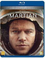 The Martian 3D + 2D Blu Ray (Region Free)