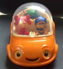 Team Umizoomi Umiriffic Car Fisher Price Bot Geo Milli Rare