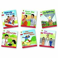Oxford Reading Tree: Stage 4: More Stories A: Pack of 6 - Paperback NEW Roderick