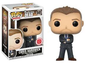 Chris Hardwick Talking Dead ID10T Exclusive Funko Pop