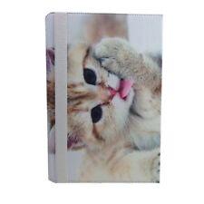 Bookcase Tablet Tasche für ARCHOS 101e Neon Hülle Katze 10.1 Zoll