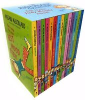 Judy Moody Megan Mc Donald 14 Books Collection Set Saves the world Gets Famous