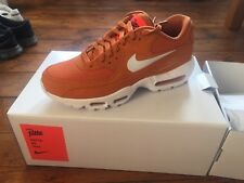 Nike X Patta Air Max 90/95 - Size UK 8 - Orange