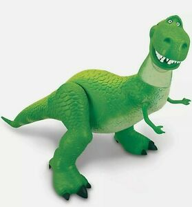 DISNEY PIXAR TOY STORY REX THE DINOSAUR 7 INCH ACTION FIGURE TOY