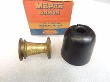 Mopar NOS NEW 800002 Master Cylinder Repair Kit Chrysler De Soto Dodge 1937-40