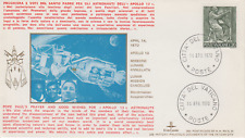 Official NASA Commemorative Cover of Apollo 14 Mission - Owned by Jack Swigert