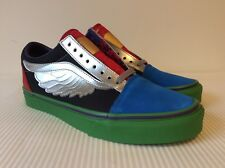 9f8720e0a4 Vans x Marvel Avengers Old Skool Captain America VN0A38G1U3V NWB DS Men s 8