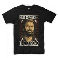 LEGEND - T-Shirt (schwarz) - Bud Spencer®