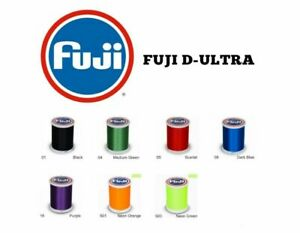 Line For Ties Rings D-Ultra Poly 100 MT Fuji Ultra Rodbuilding Fishing Rods Line