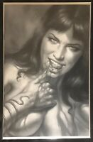 VAMPIRELLA #7 PARRILLO SNEAK PEEK VIRGIN SKETCH VARIANT NM 2020 RARE