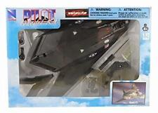 NewRay Pilot Model Kit F-117 Stealth Attack Plane Model Kit 1:72 Scale