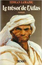 Titouan Lamazou - Le trésor de l'Atlas - 1990 - Broché