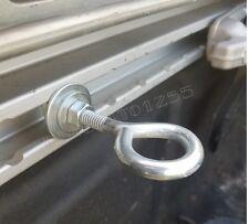 Tie down eye hook cleats for nissan frontier nissan titan truck bed set of 4