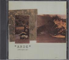 Migala Arde CD Folk Rock Spanish FASTPOST