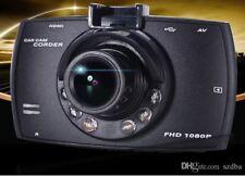 "2 x 1080P HD Car DVR Dash Cam Recorder Night Vision 2.4"" LCD Camera G Sensor UK"