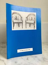 Catalogue de vente Tableaux Dessins Bijoux ... Salle n°1 30 Octobre 1972
