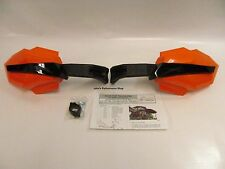 Arctic Cat Orange Snowmobile Procross Hand Guards See Listing 4 Fitment 7639-390