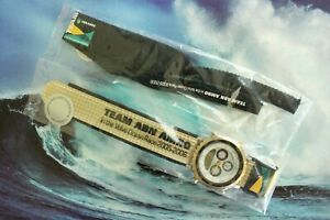 NICE ABN AMRO CITIZEN YACHTING WR100 SAILORS RACE CHRONOGRAPH WATCH + BOX SET 1