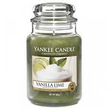 Velas decorativas Yankee Candle aroma vainilla para el hogar