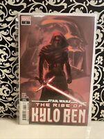 Star Wars #1 The Rise of Kylo Ren 4th Print Clayton Crain 1st App Of Ren & Voe