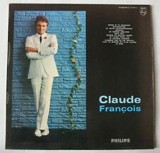 CLAUDE FRANCOIS (LP 33T) N° 4 - PHILIPS B 77744L