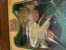 Coleco 1985 Vintage Cabbage Patch Twin Dolls Brand New and never opened.