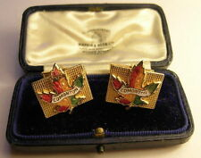 Holiday Square Cufflinks for Men
