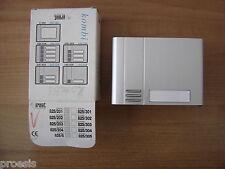 URMET DOMUS 825/201 Kombi modulo posto esterno 1 pulsante chiamata tastiera