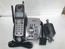 Panasonic KX-TG5432 KX-TG5432M Platinum 5.8 Digital Answering Sys for KX-TGA542M