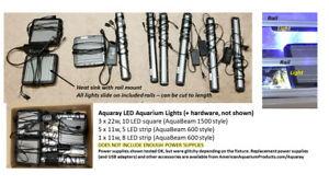 LED Aquarium Lights - AquaRay Marine