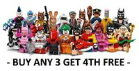 LEGO MINIFIGURES BATMAN MOVIE SERIES 1 71017 PICK CHOOSE + BUY 3 GET 1 FREE
