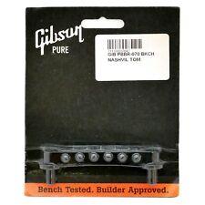 Gibson Les Paul Bridge Nashville Black Tune-o-matic PBBR-070 SG Custom ES HP