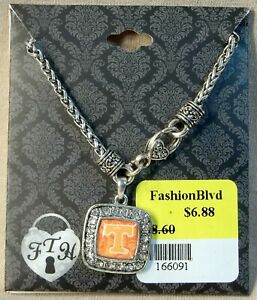 University of TN Charm Bracelets, Earrings, and Necklaces