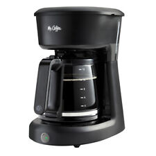 Mr. Coffee 12 Cup Switch Coffee Maker Easy On/Off Black Brand New