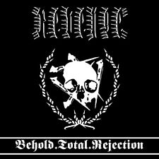 REVENGE (Canada) - Behold.Total.Rejection DIGIPAK CD + exclusive PATCH 1st Press