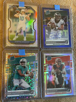 2020 NFL Prizm, Optic, Mosaic REPACK Herbert, Burrow, Hurts, Tua - 4 HITS! READ!
