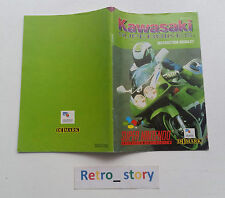 Super Nintendo SNES Kawasaki Superbikes Notice / Instruction Manual