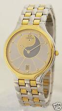 Omega Orologio da polso-con Yin & Yang speciale quadrante-in acciaio inox/dorato