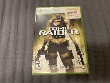 Xbox 360 Tomb Raider Underworld Complete Game