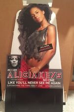 Alicia Keys As I Am Promo Floor Display Rare 2007 J Records