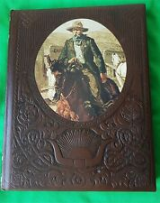 THE GUNFIGHTERS : THE OLD WEST - IMITATION LEATHER .TIME LIFE BOOKS