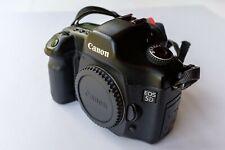 Canon EOS 5D mark 1 Digital SLR Camera 12.8MP - Black. In box with accessories.