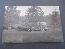 Motor Vehicle Hawker South Australia Postcard