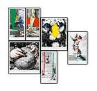 John Baldessari: Engravings with Sounds: SOB, GRUNT, CLACK, SNEEZE, URG, TOOT.
