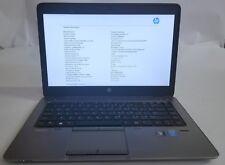 """HP ELITEBOOK 840 G1 INTEL CORE i5-4300U 1.9GHZ 4GB RAM 14"""" LAPTOP WARRANTY [Z2]"""